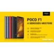 Xiaomi Pocophone F1 64 GB / 6 GB RAM Dual Sim kártyafüggetlen okostelefon (4G LTE magyar menü) Kék