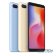 Xiaomi Redmi 6 32 GB / 3 GB RAM Dual Sim kártyafüggetlen okostelefon (4G LTE magyar menü) Kék
