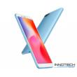 Xiaomi Redmi 6 64 GB / 3 GB RAM Dual Sim kártyafüggetlen okostelefon (4G LTE magyar menü) Kék