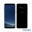 Samsung Galaxy S8 64 GB / 4 GB RAM kártyafüggetlen okostelefon fekete (S8 SM G950F 4G LTE magyar menü)