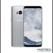 Samsung Galaxy S8+ 64 GB / 4 GB RAM kártyafüggetlen okostelefon szürke (S8 Plus SM G955F 4G LTE magyar menü)