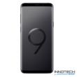 Samsung Galaxy S9+ 64 GB / 6 GB RAM Dual Sim kártyafüggetlen okostelefon éjfekete (S9 Plus SM G965F-DS 4G LTE magyar menü)