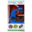 Bresser Junior Biolux SEL 40–1600x mikroszkóp, azúr - 74322