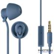 Thomson EAR 3008 OBL IN-EAR piccolino fülhallgató és mikrofon headset - kék (132638)