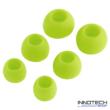 Hama Reflective Sport fülhallgató headset - szürke-zöld (177020)