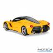 Ferrari La Ferrari F70 1:14 33,8cm távirányítós modell autó Rastar 50100 RTR modellautó - sárga