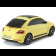 Volkswagen Beetle 1:14 30,6cm távirányítós modell autó Rastar 78000 RTR modellautó - sárga