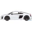 Audi R8 2015 1:14 31cm távirányítós modell autó Rastar 74400 RTR modellautó - fehér