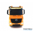 Mercedes-Benz Arocs dömper 37 cm 1:20 távirányítós RC játék munkagép Double Eagle E525-003 RTR Double E