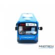 Távirányítós kék játék busz 33 cm x 8 cm x 8,8 cm Double Eagle E635-003-BLU RTR Double E