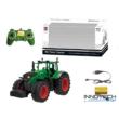 Távirányítós óriás traktor 37,6 cm 1:16 RC játék munkagép Double Eagle E351-003 RTR Double E
