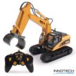 H-Toys : lánctalpas markológép 1:14 2.4 Ghz 16CH RTR