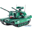 Double Eagle profi távirányítós kirakós játék tank (1498 db, 46 cm) 2 féle építőkocka szett egyben Double E (C61001W)