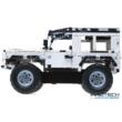 Double Eagle kirakós távirányítós terepjáró autó (533 db, 32.0 cm 2.4GHz) RC land rover építőkocka játék szett EE Double E CaDa (C51004W) (lego technic kompatibilis)