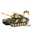BT T90 No. 9995-1 orosz T-90 1:16 (40cm) távirányítós játék infra csata tank harckocsi (tankcsata életerővel RC RTR Brother Toys No. 9995-1) -barna terepszínű (magyar nyelvű útmutatóval)