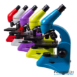 Levenhuk Rainbow 50L PLUS Amethyst / Ametiszt mikroszkóp - 70240