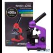 Levenhuk Rainbow 2L Amethyst / Ametiszt mikroszkóppal - 70225