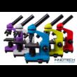 Levenhuk Rainbow 2L Azure / Azúr mikroszkóppal - 70226