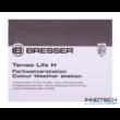 Bresser Temeo Life H színes kijelzős időjárás állomás, fekete - 73278