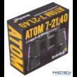 Levenhuk Atom 7–21x40 kétszemes távcső - 72517