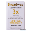 Levenhuk Broadway 325C Amethyst/Ametiszt színházi látcső lánccal - 70870