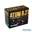 Levenhuk Atom 8x21 kétszemes távcső - 67675