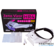 Levenhuk Zeno Vizor HR4 fejre rögzíthető, tölthető nagyító - 72614
