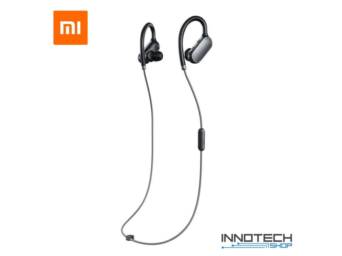 Xiaomi Mi Sport - sztereó Bluetooth fülhallgató headset beépített Li  akkuval (YDLYEJ01LM) - fekete 5cbf29f65d