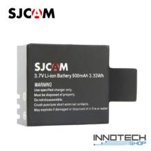 SJCAM akció kamera gyári akku akkumulátor 900 mAh Li-ion SJ4000 SJ5000 Wifi SJ5000X M10 X1000 SJ-A