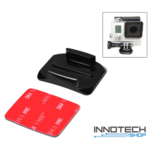 SJCAM / GoPro akció kamera íves gyors csatlakozó talp alj 3M öntapadós rögzítő SJ/GP-14 SJ GP-14