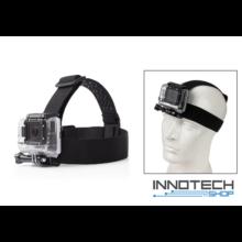SJCAM / GoPro univerzális akció kamera tartó rögzítő állítható fejpánt SJ/GP-24 SJ GP-24