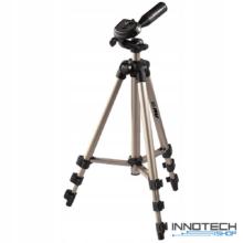Hama STAR 05 fotó videó állvány 1065 mm (ultra könnyű teleszkópos kamera tripod statív táskával) (4105)