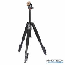 HAMA TRAVELLER 117 BALL professzionális fotó videó állvány 1170 mm (alumínium teleszkópos profi kamera monopod és tripod statív) (4290)
