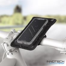 Hama Slim univerzális mobiltartó kerékpárra (7-13,5cm mobiltelefon tartó konzol) (178253)