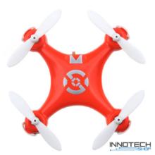 Cheerson CX-10 nano drón quadcopter (CX 10 hobby mini drone, rc nano quadrokopter, beltéri szoba drón) - narancssárga