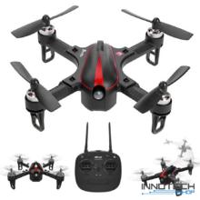 MJX Bugs 3 mini drón quadcopter (magyar útmutatóval B3 drone, rc mini quadrokopter) - fekete