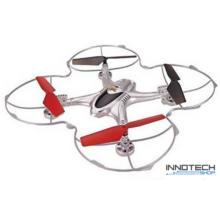 MJX X300A Wifi FPV élőképes kamerás drón quadcopter (480p SD FPV kamerával) - ezüst