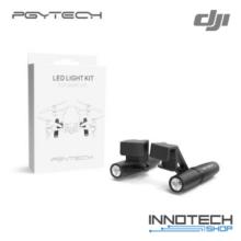 LED lámpa szett DJI Mavic Air drónhoz - PGYTECH Mavic Air LED Light Kit (drón fény világítás fényforrás kiegészítő)
