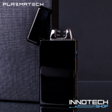 PLAZMATECH FR-609 Elektromos dupla ív öngyújtó (szín3) (usb tesla coil arc lighter - plazma gyújtó)