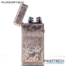 PLAZMATECH FR-609 Elektromos dupla ív öngyújtó (szín6) (usb tesla coil arc lighter - plazma gyújtó)