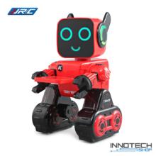 JJRC R4 CADY WILE RC Robot interaktív programozható okosrobot (magyar útmutatóval intelligens hang,- érintésvezérléssel, távirányítós játék) - piros