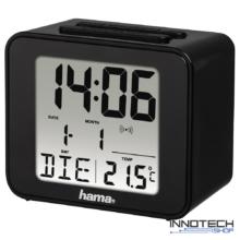 Hama Cube ébresztő óra - fekete (176910)