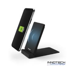 Hama QI-FC10S vezeték nélküli asztali mobil telefon töltő 2A (183346)