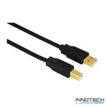 Hama usb  adapter adat kábel aranyozott 3,0m (29767)