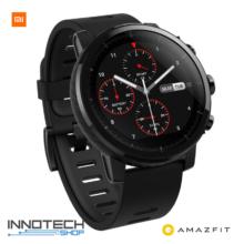 Xiaomi Huami Amazfit Stratos GPS fitnesz okosóra EU verzió fekete (Pace 2 business & fitness smart watch)