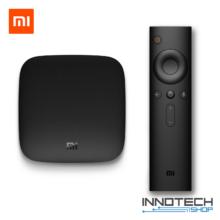 Xiaomi Mi Box 3 Android TV 4K smart set-top box médialejátszó XMMBX3EU