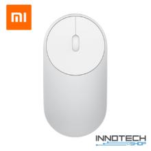 Xiaomi Mi Portable Mouse - vezeték nélküli bluetooth optikai egér 2.4G/BT (XMSB02MW , HLK4007GL) – ezüst
