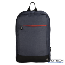 """Hama MANCHESTER 15,6"""" notebook / laptop hátizsák - kék (101826)"""