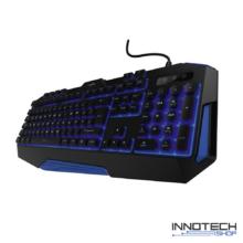 Hama uRage Exodus Macro 2 gaming LED magyar billentyűzet (gamer) (113762)