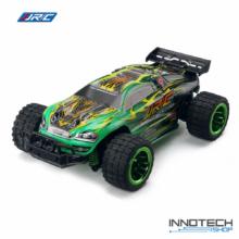 JJRC Q36 4WD 30km/h 1:26 nagy sebességű RC autó távirányítós autó - zöld